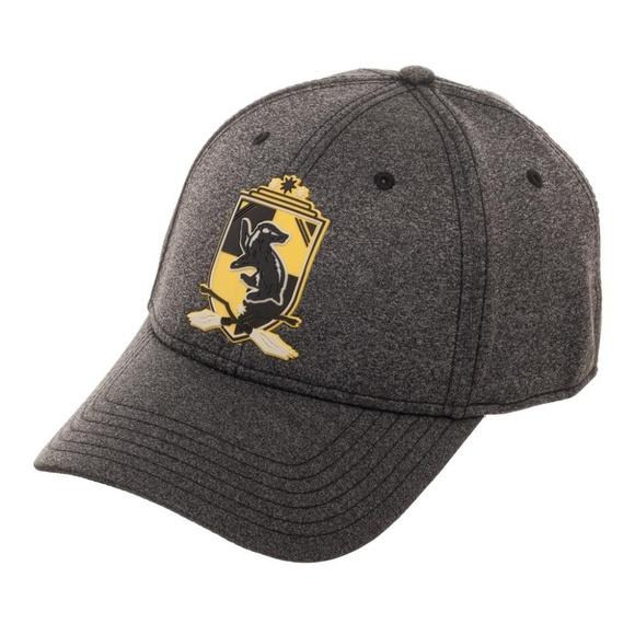 1058bbd5bb2 House Hufflepuff - Harry Potter Flex-Fit Hat 2018